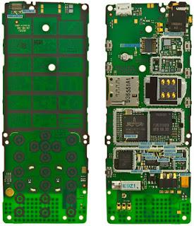 Nokia X2_00 (Rm_618) Complete PCB Board   Trick Jumper ...