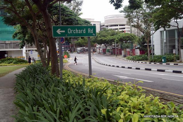 singapore orchard singapur