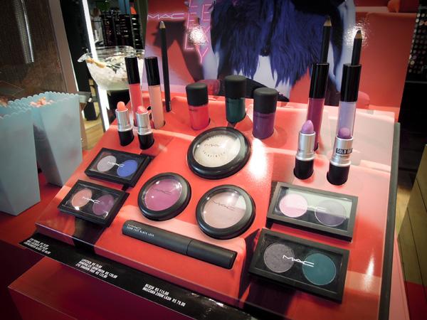 maquiagem/make up - Lançamento MAC Reel Sexy - Pátio Savassi