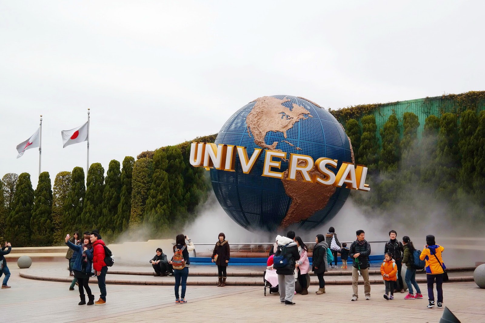 A Day at Universal Studios Japan  Affordorable