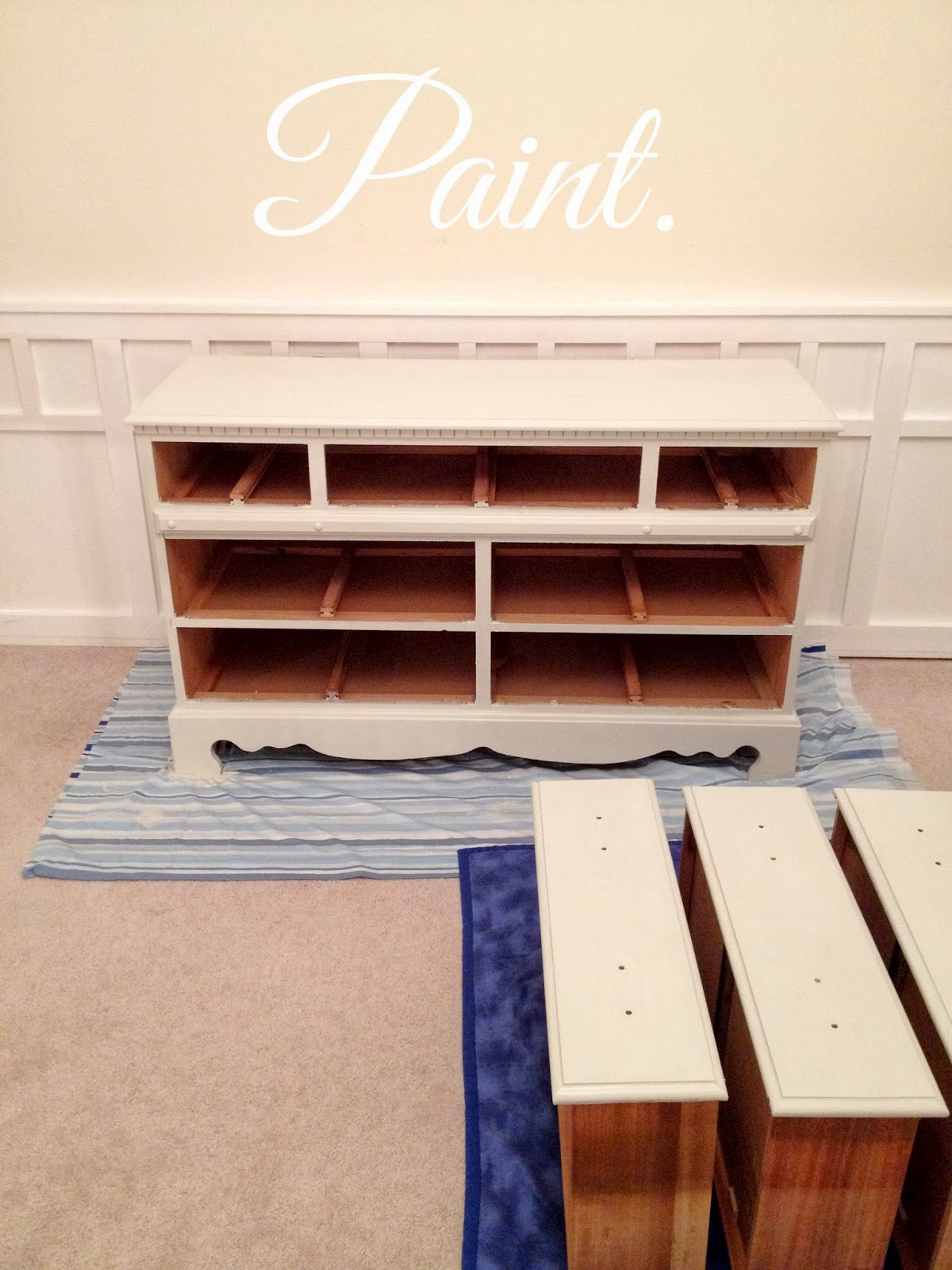 The. LiveLoveDIY  How To Paint Furniture  why it s easier than you think