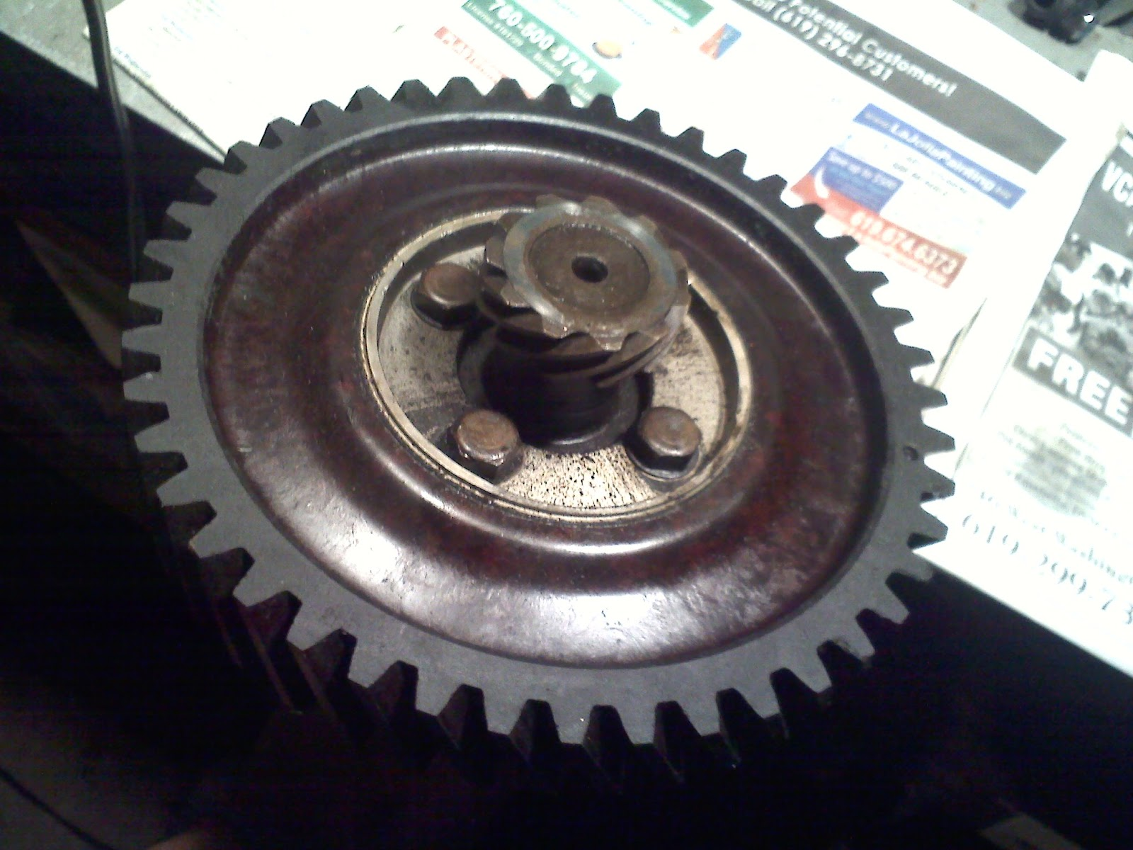 Martin Timing Pulley Cad : How to remove the camshaft on a honda crosstour