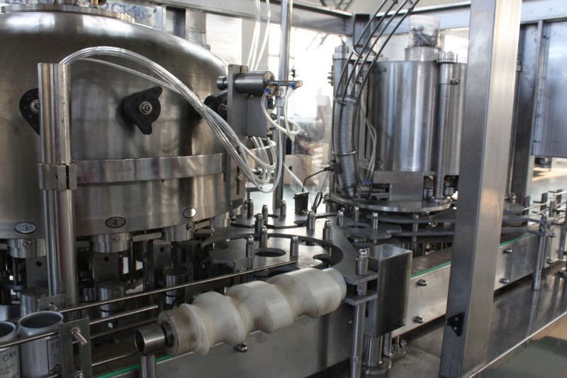 carbonated drinks filling line filling capping packaging production gas infilling juice beverage