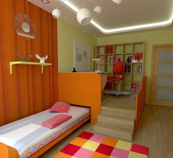 tips menata kamar tidur tidak sempit minimalis agar jauh