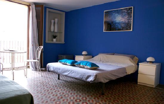 C mo decorar el dormitorio de color azul decorar casa y - Habitaciones de color azul ...