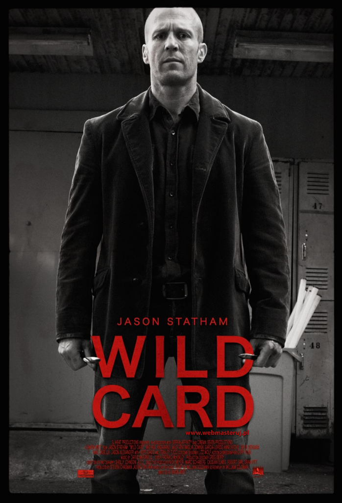 Info review Sinopsis Film Wild Card (2015)
