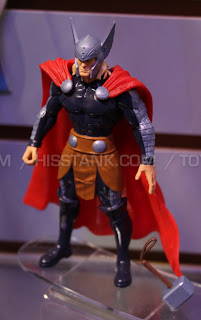 Hasbro 2013 Toy Fair Display Pictures - Avengers Assemble - Thor figure