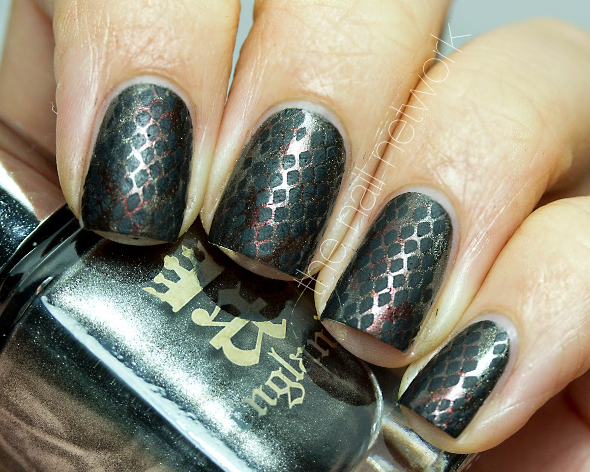 Game of Thrones Dragon Nails