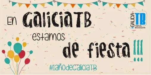 GaliciaTB primer aniversario de la asociación de bloggers de viaje de galicia