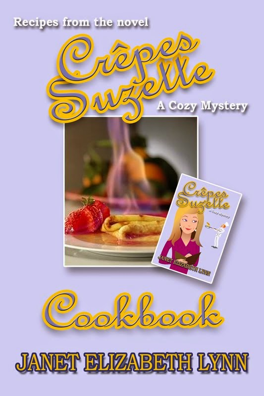 Crepes Suzette a Cozy Mystery Cookbook