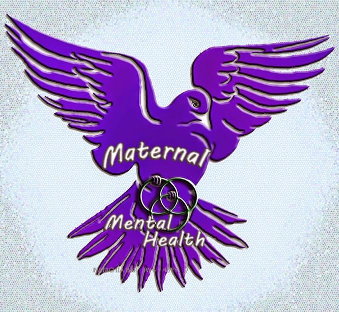 Maternal Mental Health Symbol, Natachia Barlow Ramsey, Postpartum Psychosis