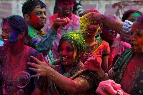 6. Holi Festival – India