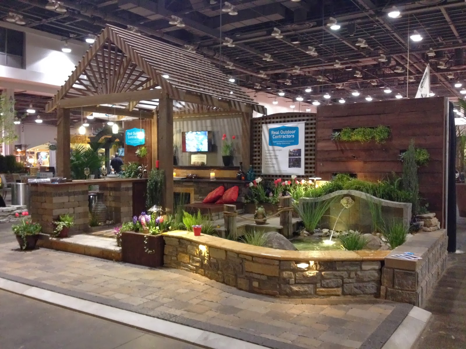 Highlights From The Cincinnati Home Garden Show Simply Sarah Style