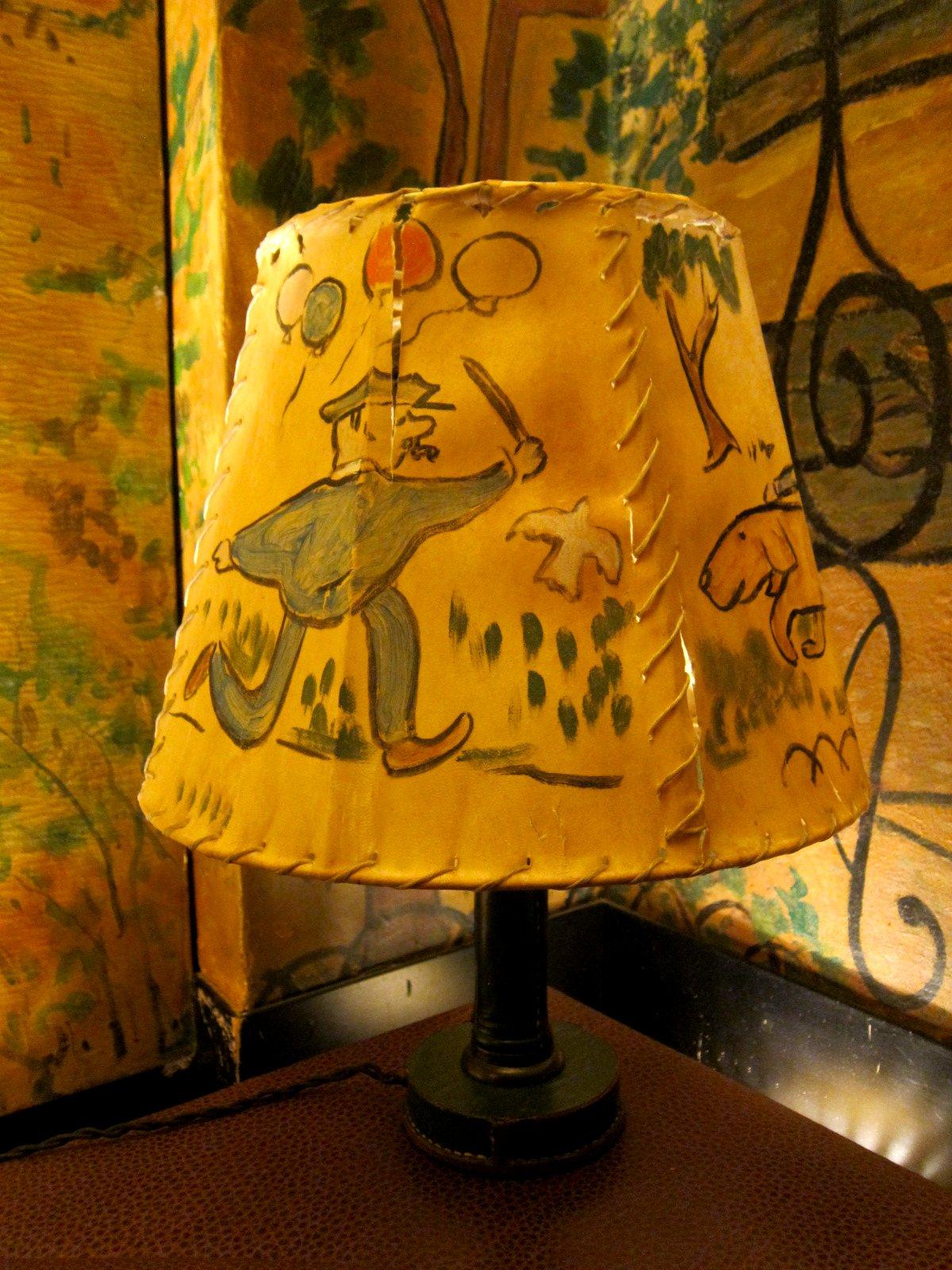 Chronica domus part i welcome to new york for Bemelmans bar mural