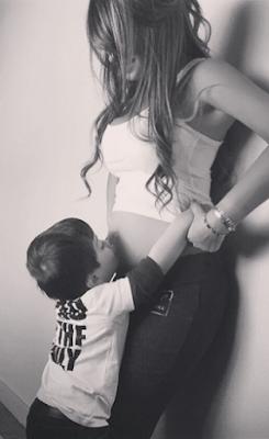 Lionel Messi & girlfriend Antonella Roccuzzo welcome 2nd son Unnamed3