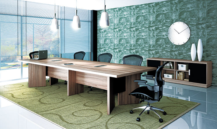 Modernas oficinas aprende a decorar for Oficinas elegantes y modernas
