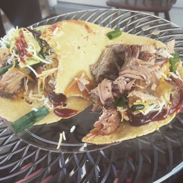 For Butter or for Worse: Citrus Infused Pulled Pork Tacos