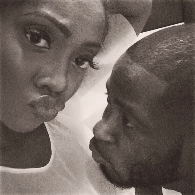 tiwa savage husband bedroom picture