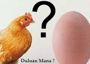 Logo Teka Teki Ayam Telur