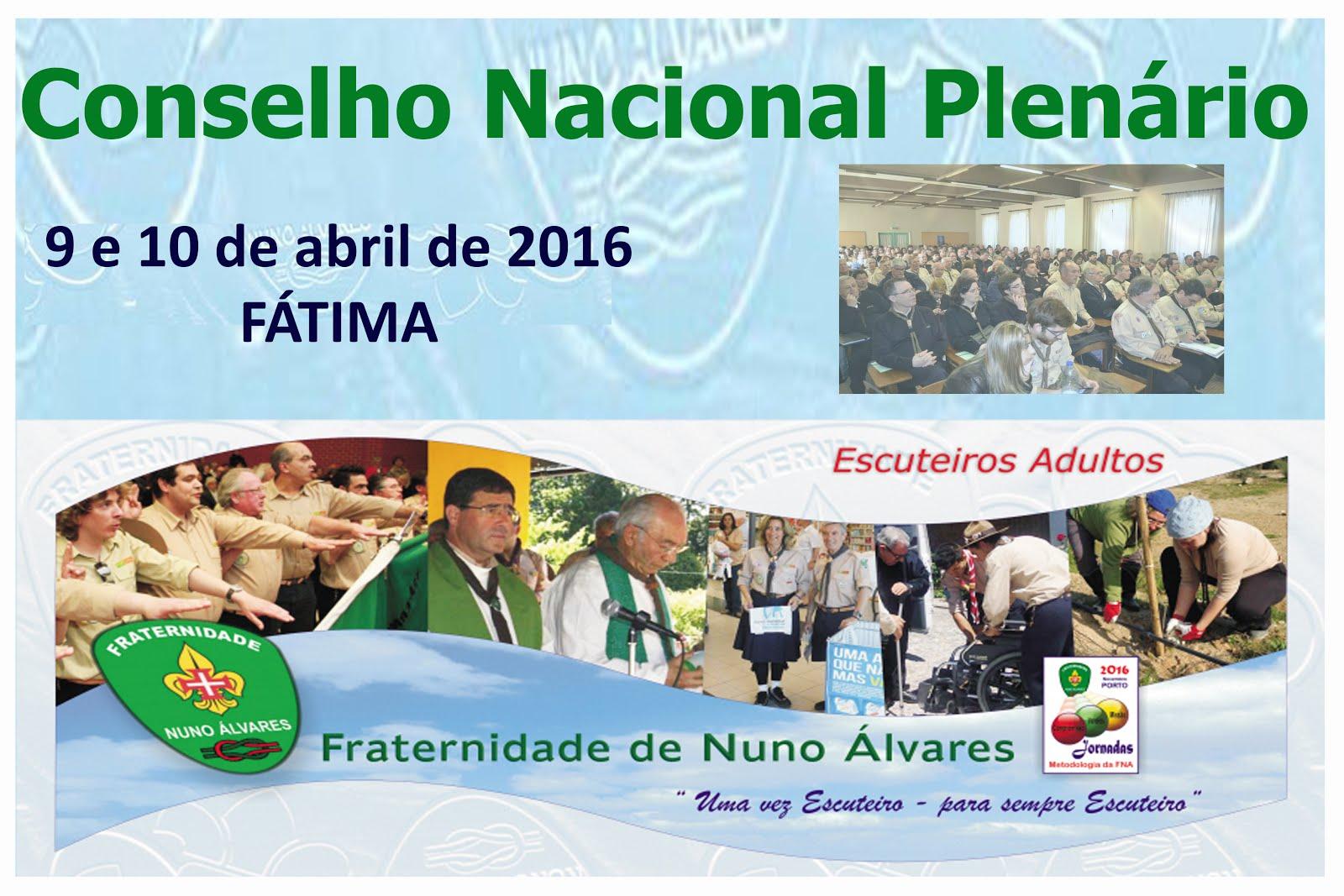Conselho Nacional Plenário