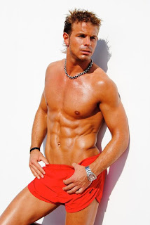 Sexy photo of Jonathan Duforestel, Mister France 2011