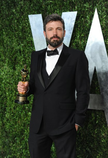 "Ben Affleck to play Batman in ""Man of Steel"" sequel"