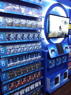 playstaytion 4 retail display rumored mock up 2 Rumor   Possible PlayStation 4 Retail Display Mock Up Images