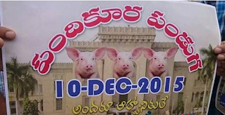 Will Pork Festival Counter's the Beef Festival In Hyderabad?