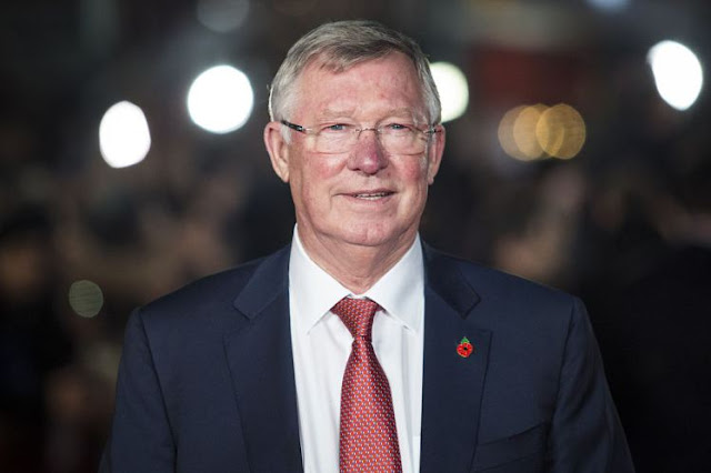Fergie has been tipped to follow a new career? (Picture: AFP/Getty Images)