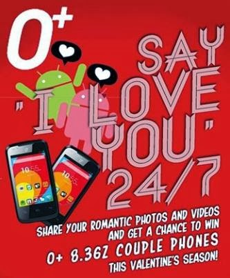 O+ Say I Love You 24/7 Promo