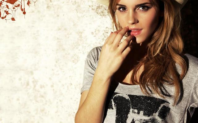 2993-Emma Watson Beautiful Girl HD Wallpaperz