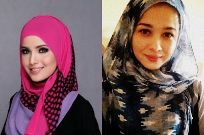 think emma maembong look whole lot nicer in tudung