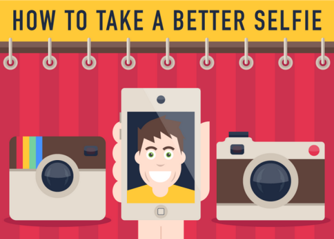 How To Take A Better Selfies