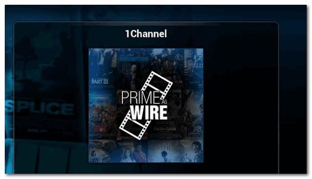 1CHANNEL ADD-ONS For IPTV XBMC | KODI