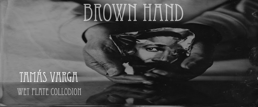 Brown Hand