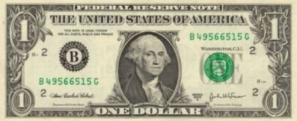 50 dollar bill secrets. The US dollar bill holds a