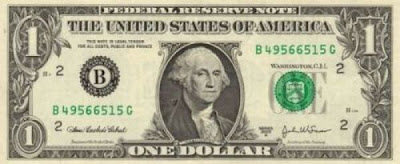 Secret of the US Dollar Bill