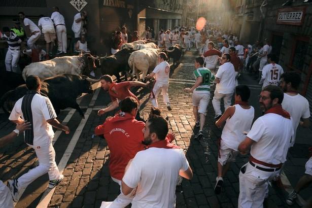 bull running festival