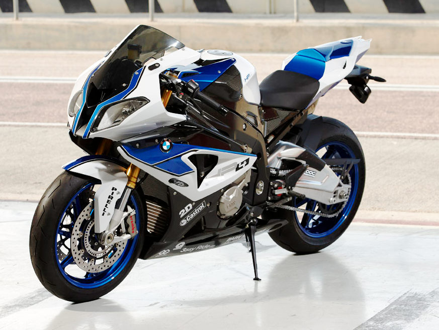 Bmw S1000rr Hp4 2013 Bike Special