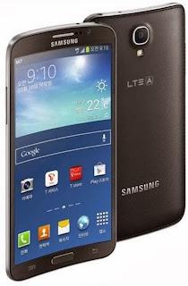 Spesifikasi Samsung Galaxy Round - Smartphone Layar Lengkung pertama di Dunia