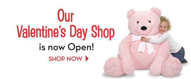 Visit Melissa & Doug's Valentine's Day Shop!