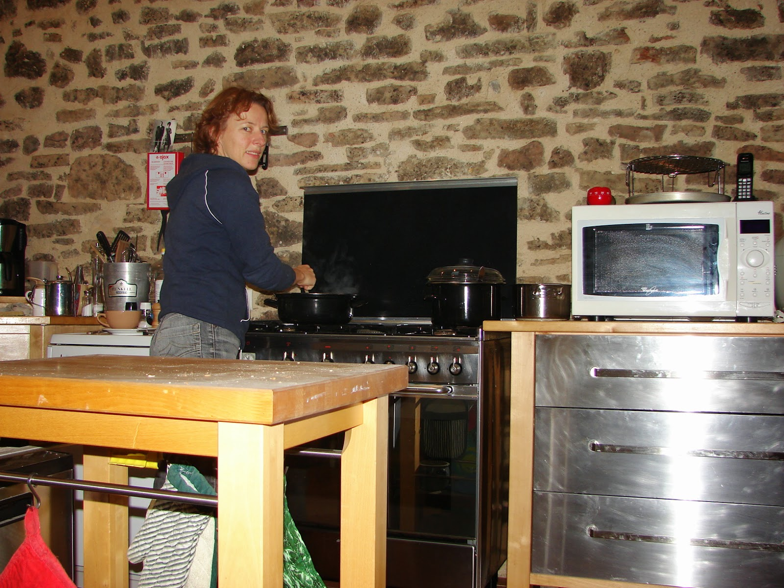 Les Fontanelles: december 2011