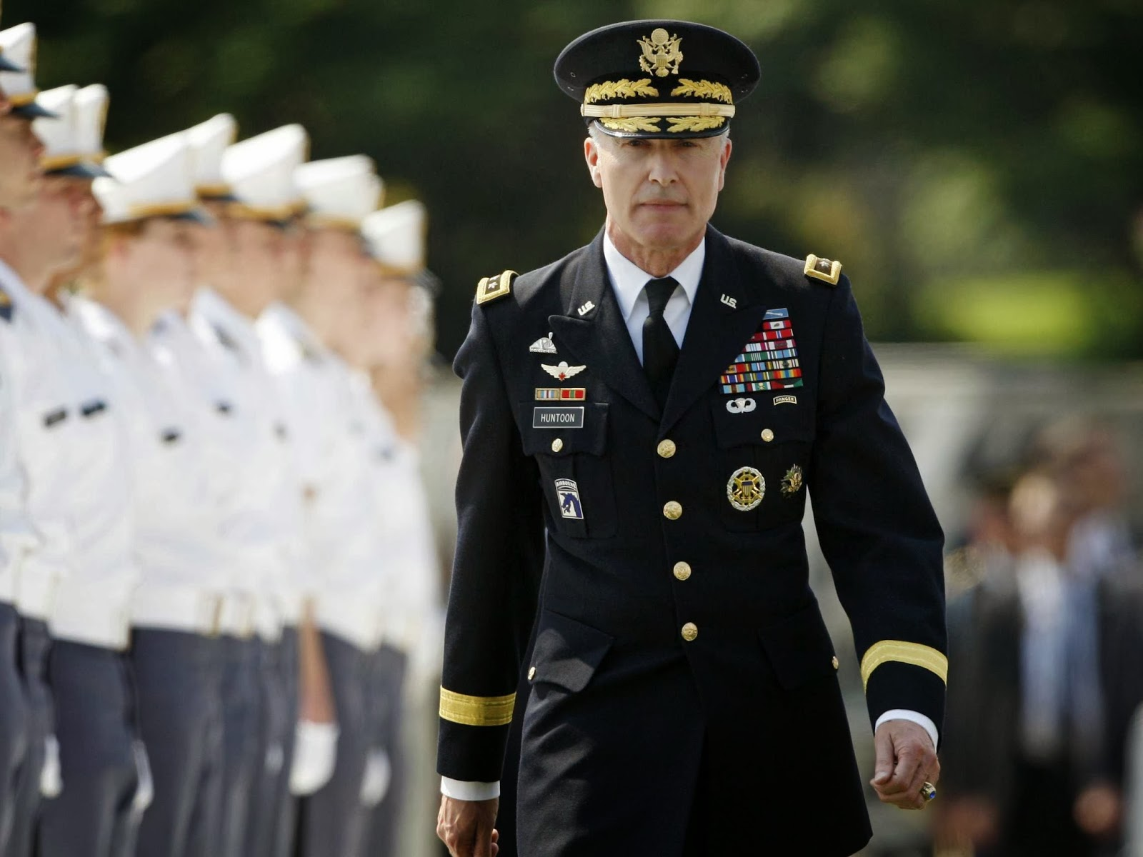 nine generals fired by obama