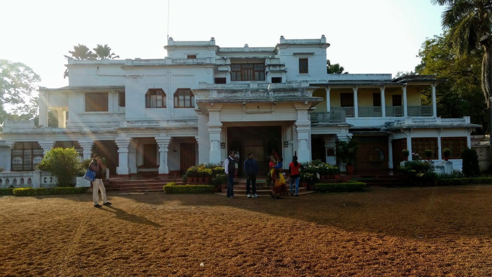 Kolkata blog udayan the house of tagore at shantiniketan for Shantiniketan tagore