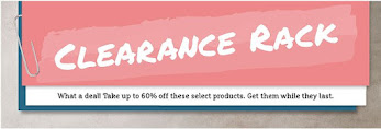Shop the Clearance Rack!