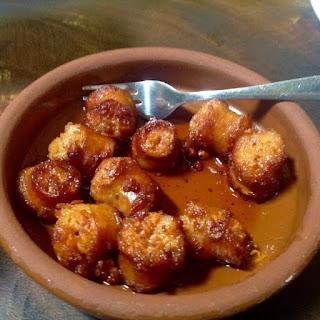 Ipar Miranda, Ipar's, Ipar's Authentic Spanish Cuisine, Ipar's Restaurante y Bar de Tapas, Spanish Restaurants in Cebu, Spanish Chorizo