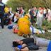 Choque entre autobús de personal y trailer deja un muerto y 12 heridos, en Tulum
