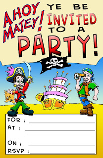 Free Invitations Coloring Pages To Kids