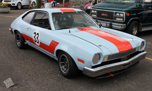 Ford Pinto Race Car