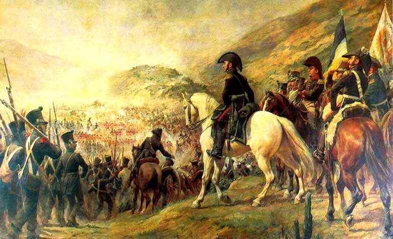 San Martín. Blog iconografía San Martín